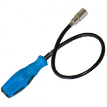 Magnetic Retrieval Tool - With Flexible Neck And Lighting - 23.6 Inches